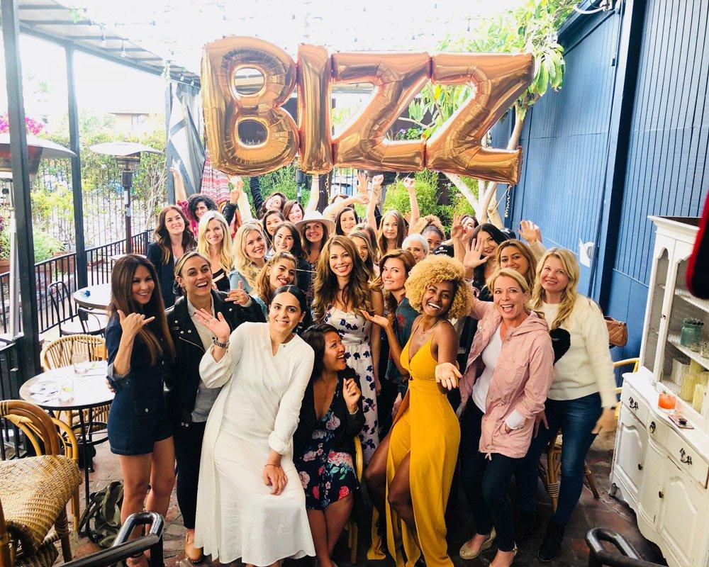 Bumble BIZZ Social Hour for Female Entrepreneurs