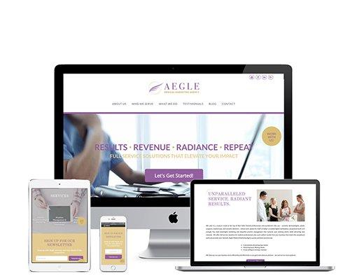 Aegle Medical Marketing