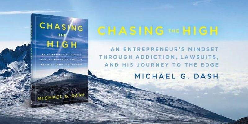 Chasing The High Book Launch