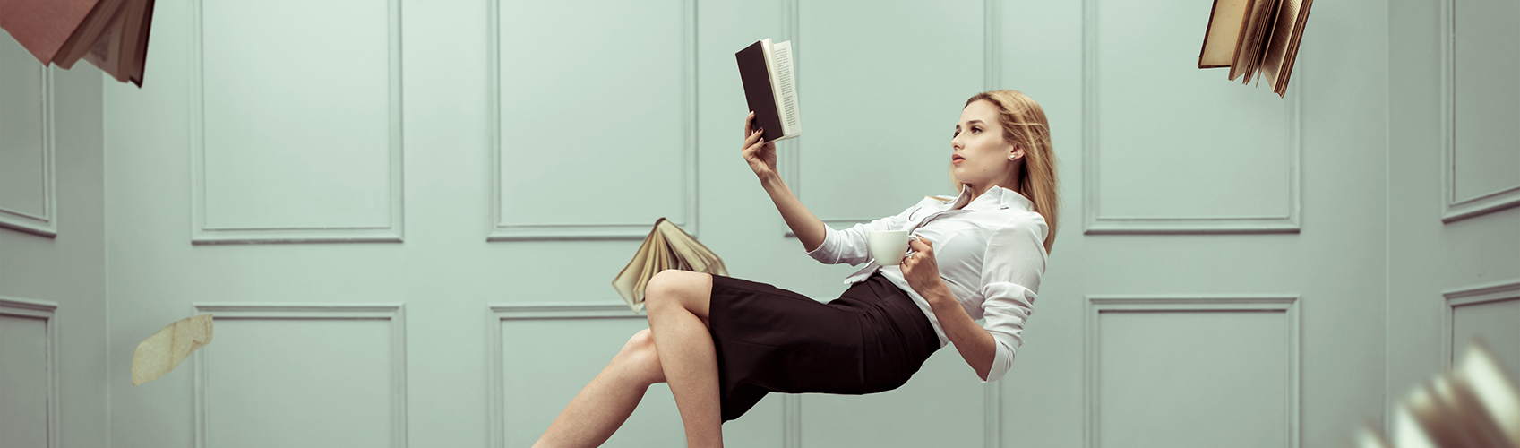 June Top 4 Must Read Books and a Questionnaire for Female Founders