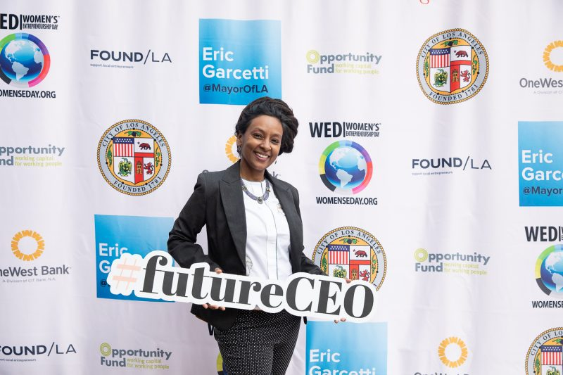 LA Women's Entrepreneurship Day image of future CEO