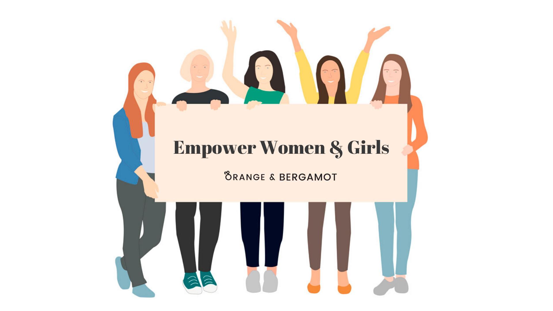 Empower Women & Girls