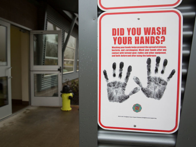 did you wash your hands?