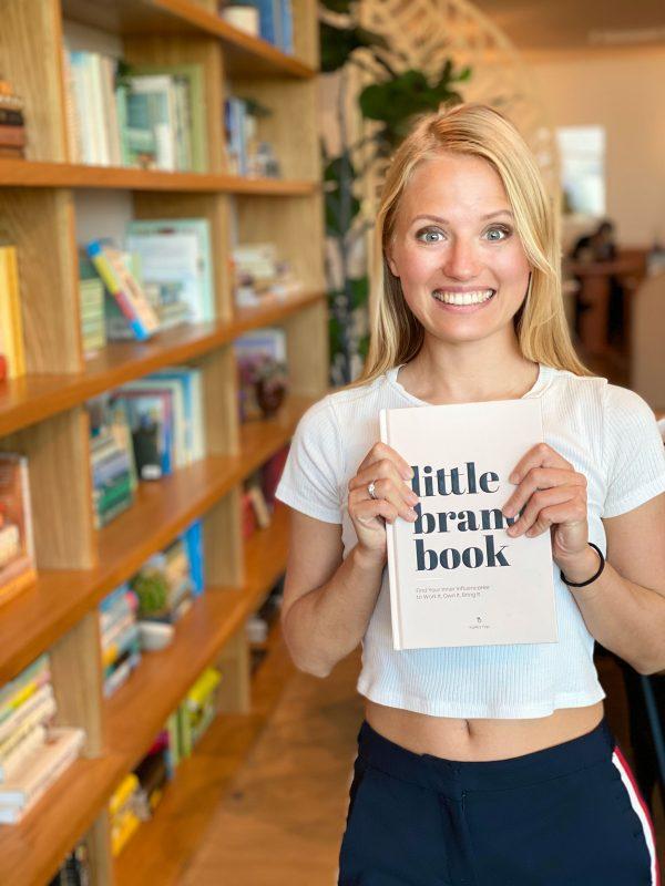 little brand book launch