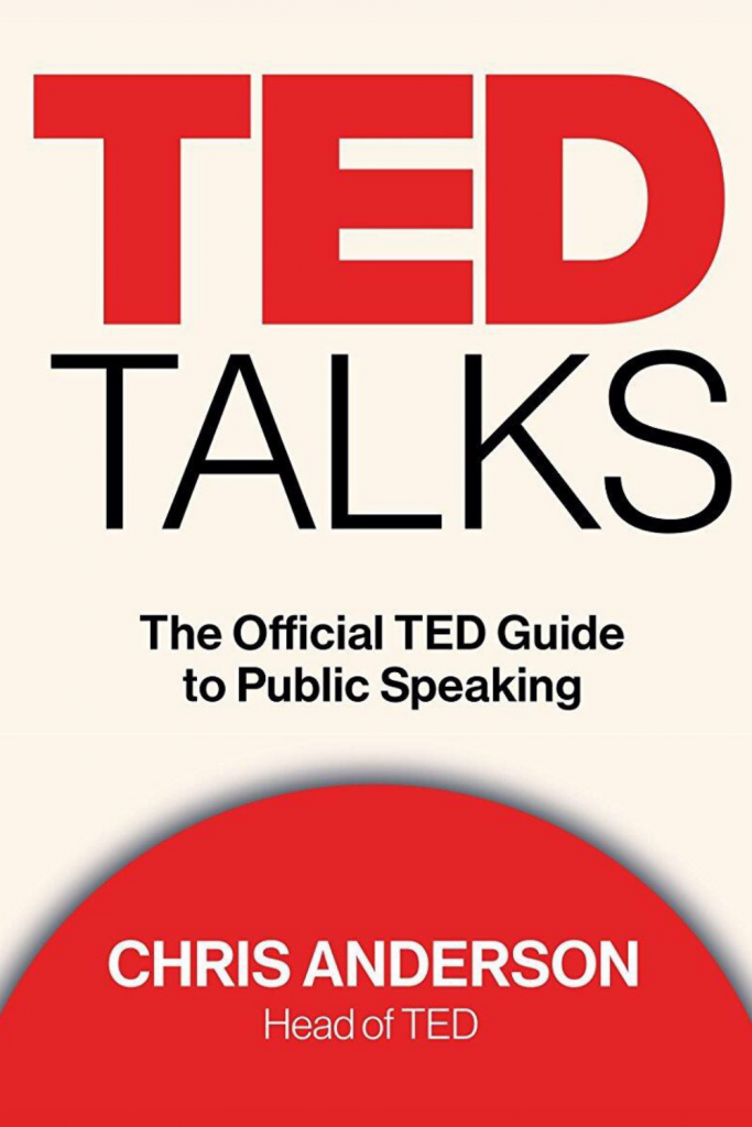 """Ted Talks"" by Chris Anderson"