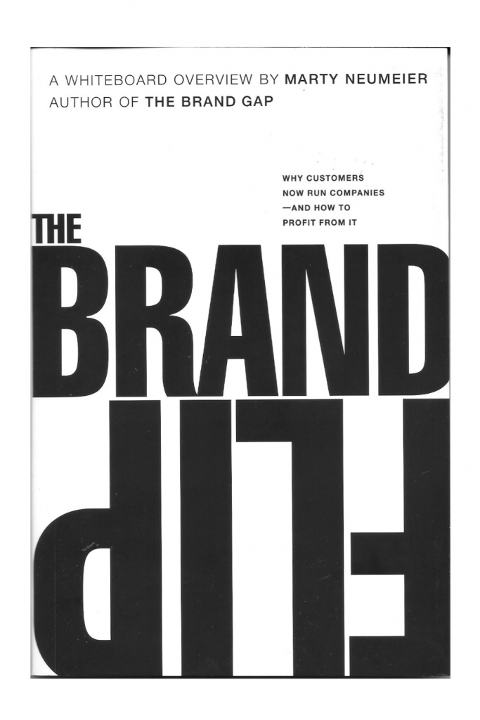 """The Brand Flip"" by Marty Neumeier"