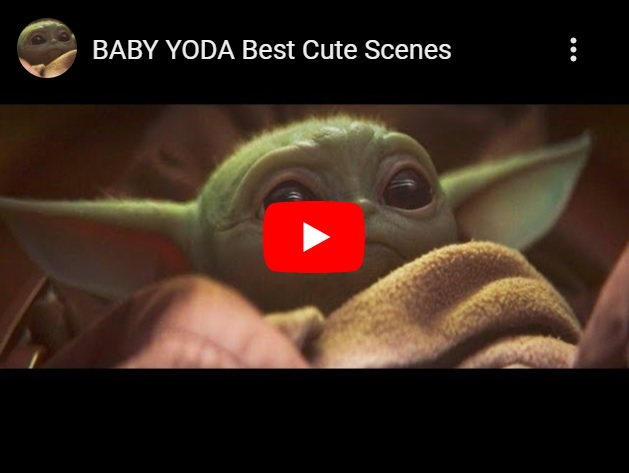 Baby Yoda Thumbnail For Orange & Bergamot Blog