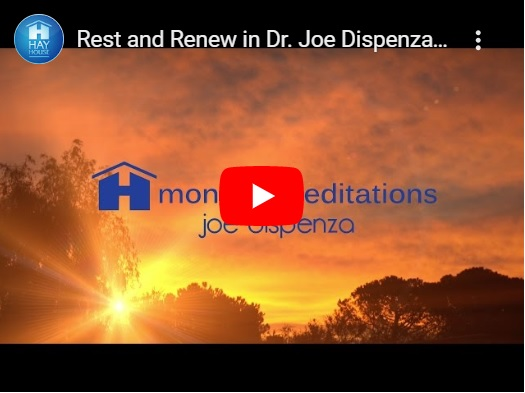 Rest and Renew Image for Orange & Bergamot Blog