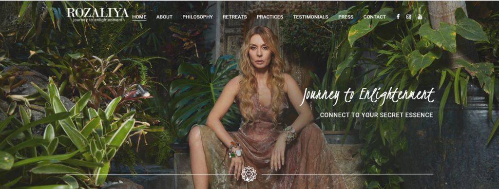 Rozaliya Journey Image for Orange & Bergamot Blog