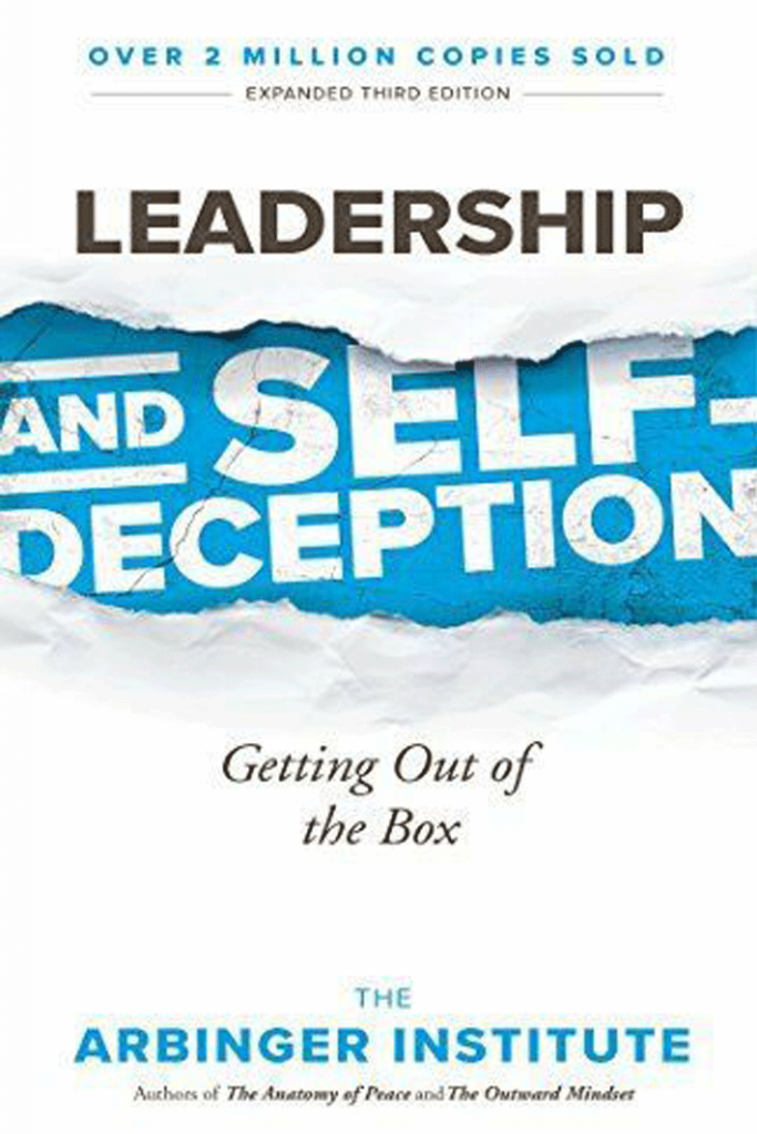leadership & self deception book Image for orange and bergamot