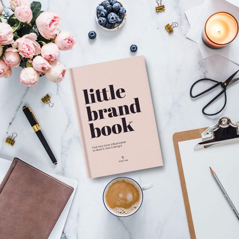 I Gotta a Feeling little brand book featuring