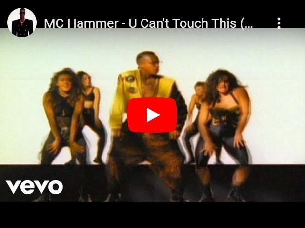 MC Hammer image for orange & bergamot