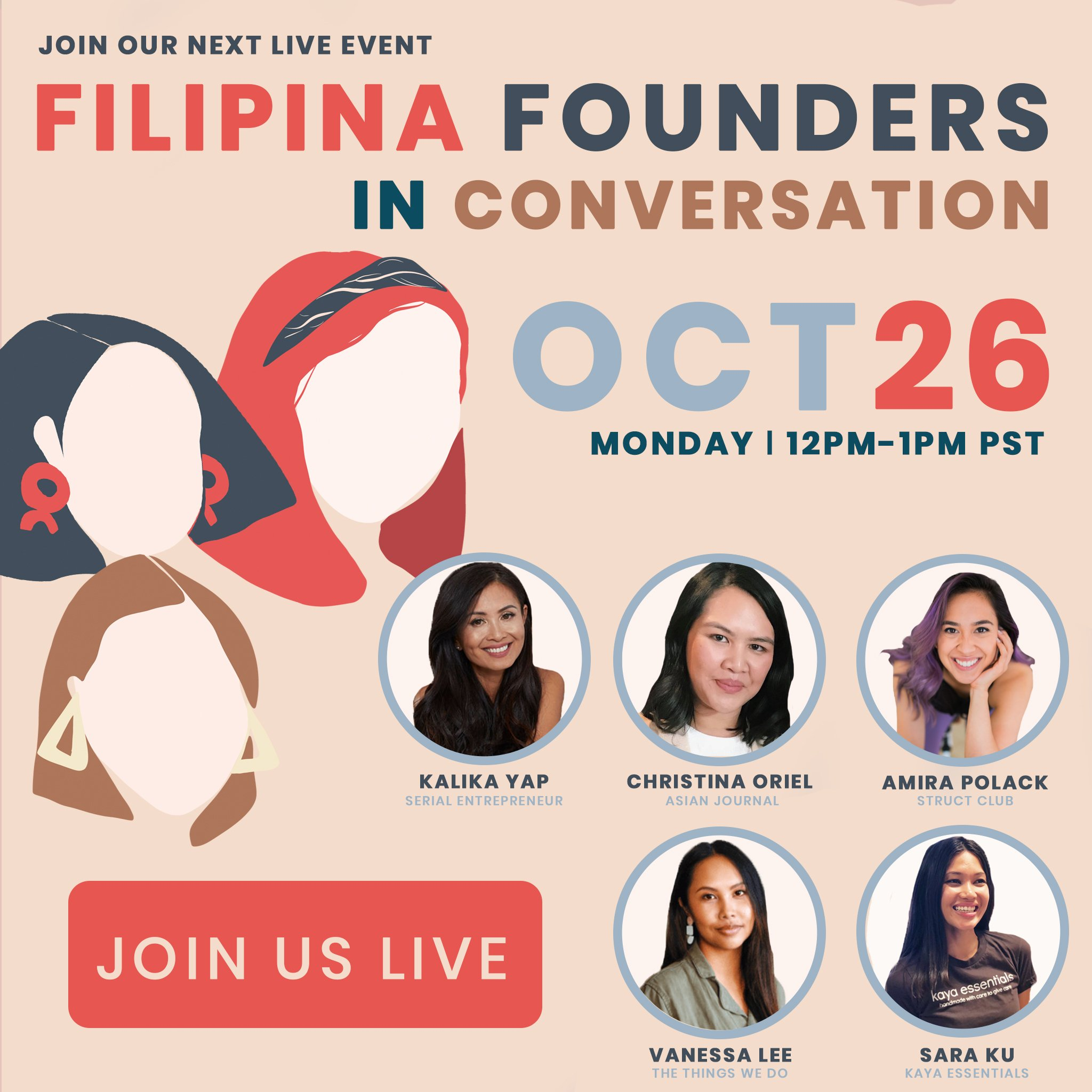 Female Founder Conversation Featured Image