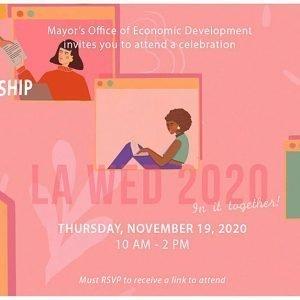 Los Angeles Virtual Women's Entrepreneurship Day 2020