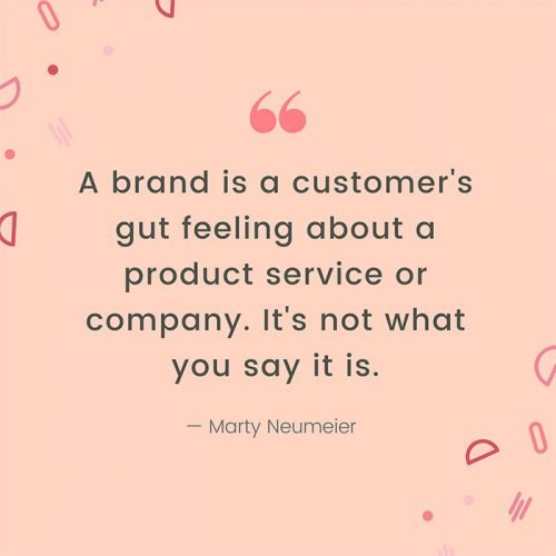Beauty & the Brand Quotes 1 image