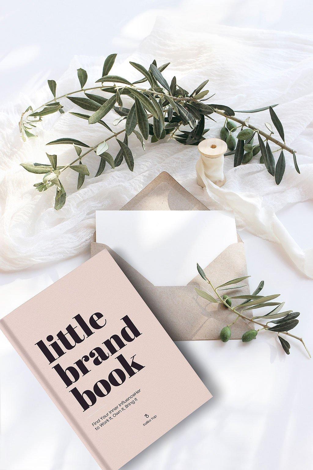 Little brand book has been featured in kalika yap recent blog post