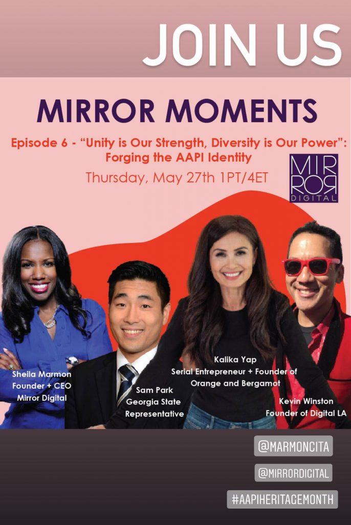 AAPI Mirror Moments