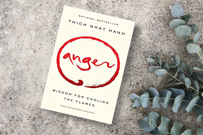 Anger featured book