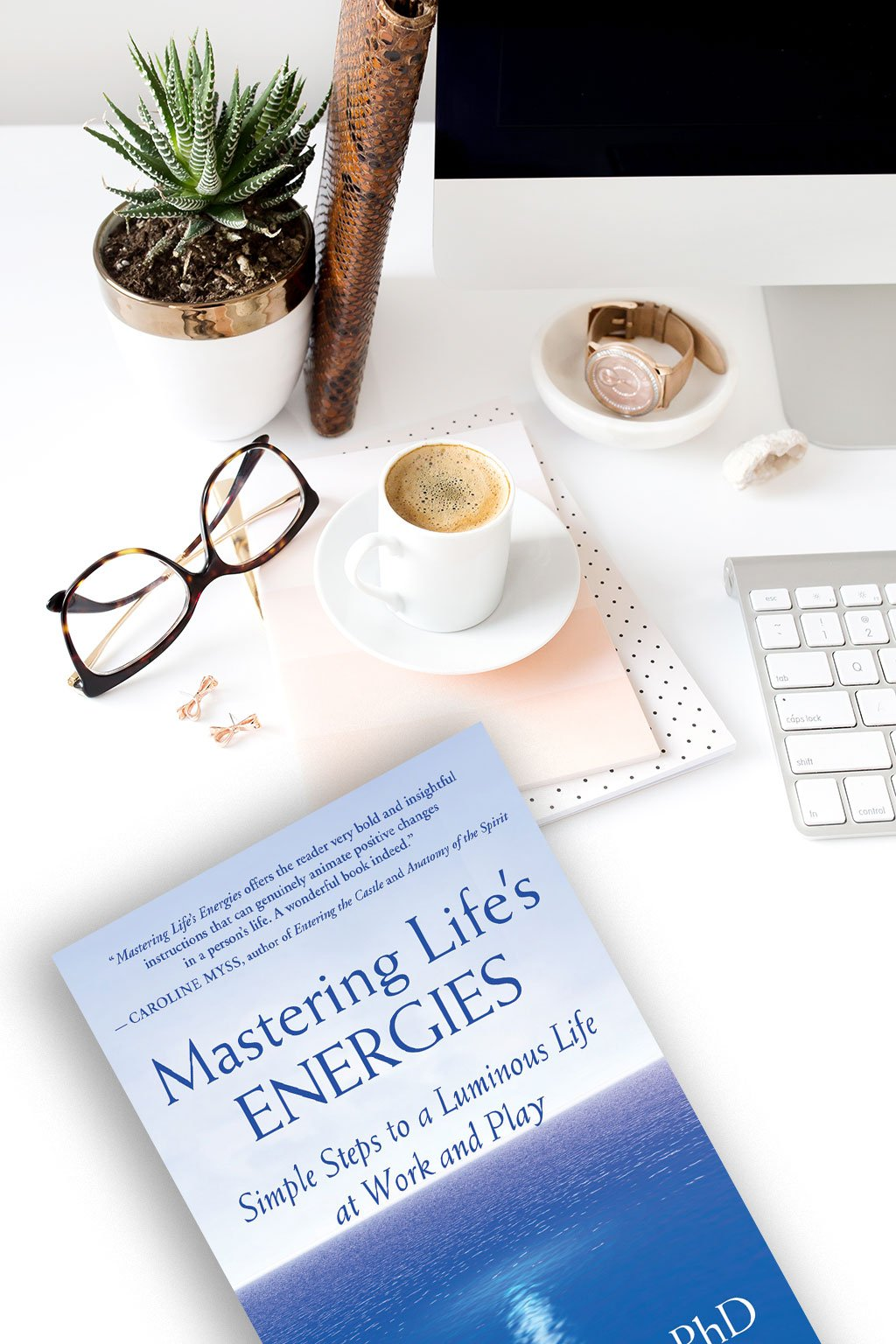 Mastering Life's Energies featured book