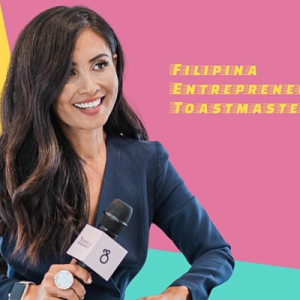 Entrepinayship Filipina Entrepreneurs Toastmasters Group